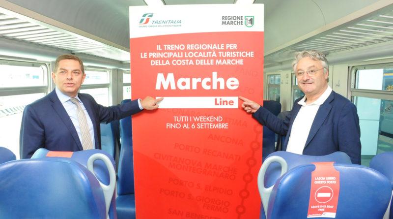 Nei fine settimana i treni del mare fanno sosta anche a Senigallia