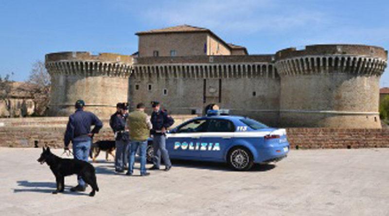 Attività intensa a Senigallia per la Polizia in un anno – il 2020 – difficile