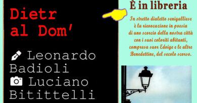 """Con """"Dietr' al Dom"""" Leonardo Badioli restituisce alla memoria un pezzo di Senigallia"""
