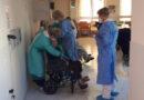 Vaccinati tutti gli ospiti e gli operatori della Residenza per anziani Santa Maria Goretti di Corinaldo