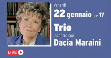 Dacia Maraini protagonista del terzo incontro di Remote Pagine