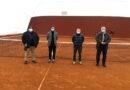 Presentati ufficialmente a Ponte Rio i nuovi campi da tennis coperti
