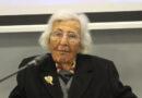 Dalla sezione Anpi di Trecastelli un augurio per i 100 anni di Marisa Cinciari Rodano