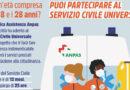 Servizio civile universale anche alla Pubblica assistenza Avis di Corinaldo