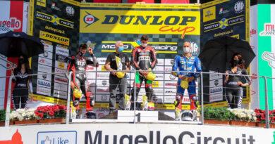 Due ottimi secondi posti in Coppa Italia per Simone Saltarelli e il Tcf Racing Team