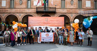 Per Corinaldo è arrivata la conferma di borgo Bandiera Arancione